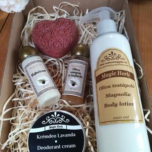 Naturkozmetikai ajándékcsomag (MagicHerb) - Meska.hu