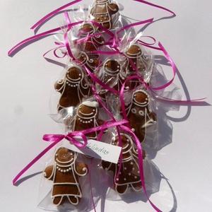 Násznépköszönő ajándék,vagy ültető esküvőre,legénybúcsúra,leánybúcsúra, Esküvő, Köszönőajándék, Emlék & Ajándék, Mézeskalácssütés, Meska