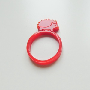 Sünis gyűrű (aranybanya) - Meska.hu