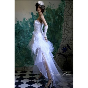 GILIAN - menyasszonyi ruha (Aranybrokat) - Meska.hu