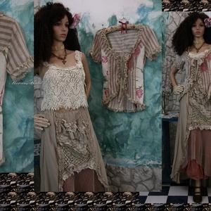 REGINA - vintage öltözet (Aranybrokat) - Meska.hu