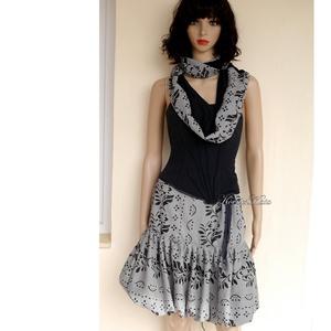 TRIXI-míder L - design fűző - ruha & divat - női ruha - alkalmi ruha & estélyi ruha - Meska.hu