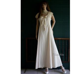 EMMY-LADY - romantikus jersey-ruha, esküvői ruha, Ruha & Divat, Női ruha, Alkalmi ruha & Estélyi ruha, Varrás, Meska