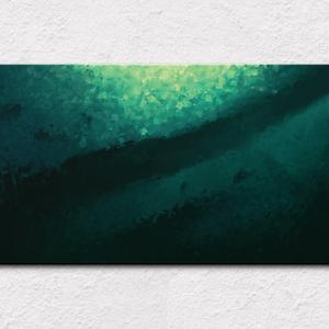 Odalent - Digitális festmény, Művészet, Festmény, Festészet, Fotó, grafika, rajz, illusztráció, A kép címe: Odalent. Digitális absztrakt/impresszionista festmény, melynek optimális mérete 60×35cm ..., Meska