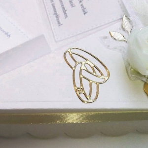 """Esküvői meghívó \""""Rose magic\"""", Esküvő, Egyéb, Meghívó, ültetőkártya, köszönőajándék, Mindenmás, Papírművészet, Különleges, teljesen egyedi, saját tervezésű, kézzel készült esküvői meghívó. Rendhagyó formájával n..., Meska"""