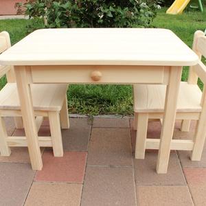 gyerekasztal gyerekszék gyerek asztal szék Bölcsődés méret  pad sámli, Gyerek & játék, Bútor, Otthon & lakás, Asztal, Szék, fotel, Famegmunkálás, A kisbútor már elkelt, de kérésre 3 hét alatt készítek egy pont ugyanilyen szép készletet. A bútorra..., Meska