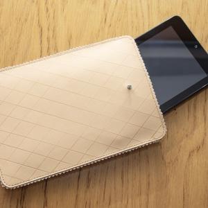 LIPPA Mini IPad/Tablet Tok, Táska & Tok, Laptop & Tablettartó, Ebook & Tablet tok, Bőrművesség, A LIPPA MINI Tablet/IPad tok egyszerre elegáns lezser és praktikus darab. IPad Mini és egyéb márkájú..., Meska