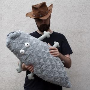 Rettentő Vérszomjas Krokodil, Félelmetes Aligátor avagy Gülüszemű Kajmán, Játék & Gyerek, Plüssállat & Játékfigura, Más figura, Lássuk be, a krokodilok nem épp barátságos állatok. De nem az én Krokodilom! Ez a jószág senkit nem ..., Meska