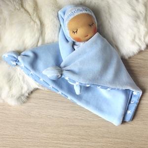 Alvómanó, a legkisebbek alvótársa (BabitaDolls) - Meska.hu