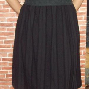 Fekete ruha masnival és csipkével, Ruha, Női ruha, Ruha & Divat, Varrás, Tudom, hogy őrült dolog nyáron fekete ruhát viselni, de épp azért érdekes, mert szokatlan.\n\nKét féle..., Meska