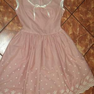 Vintage stílusú nyári ruha (babujka) - Meska.hu