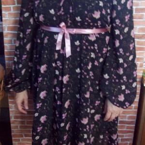 Hosszú ujjú muszlin ruha, Táska, Divat & Szépség, Kismamaruha, Ruha, divat, Női ruha, Ruha, Varrás, Fekete alapon pink virágos muszlinból készült ez a többféleképpen viselhető ruha. \n\nBő szabású, az á..., Meska