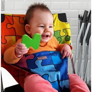 Eat-play-love / Babycab - puzzle mintás, textil, uniszex, mobil, hordozható etetőszék, Gyerek & játék, Baba-mama kellék, Gyerekszoba, Bútor, Otthon & lakás, Varrás, Vidám és játékos pillanatokat élhettek át a gyermekeddel etetés közben is. A korszerű babacsomag ala..., Meska
