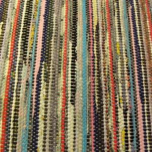 igazi parasztszőnyeg, Szőnyeg, Lakástextil, Otthon & Lakás, Szövés, A legkedvesebb szőnyegem.\nA színek kavalkádja között keresgélve varrom össze a szálakat. \nPamuttexti..., Meska