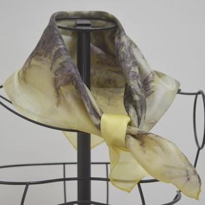 Feketefelhő selyemkendő (ballagemma) - Meska.hu