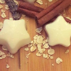 Szójaviasz illatviasz, illatcsillag 2 db választható illatban, Otthon & Lakás, Dekoráció, Gyertya & Gyertyatartó, Gyertya-, mécseskészítés, Szójaviaszból illat- és illóolajok hozzáadásával, kézzel - és szeretettel - készült illatviasz, illa..., Meska