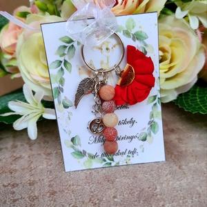 Babaváró ajándék kulcstartó piros, Játék & Gyerek, Babalátogató ajándékcsomag, Babaváró ajándék kulcstartó piros A kis kártyára kérhető név is! Megjegyzésben kell feltüntetni! Egy..., Meska