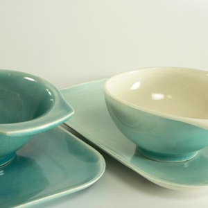 Porcelán müzlis tál , Dekoráció, Otthon & lakás, Konyhafelszerelés, Lakberendezés, Kerámia, Saját tervezésű- kivitelezésű porcelán müzlis tálkám eladó, mely tányérral együtt és külön is rendel..., Meska