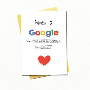 Szerelmes képeslap - Cuki, egyedi képeslap, ajándék évfordulóra, Valentin-napra vagy csak úgy, Naptár, képeslap, album, Otthon & lakás, Képeslap, levélpapír, Szerelmeseknek, Ünnepi dekoráció, Dekoráció, Fotó, grafika, rajz, illusztráció, Papírművészet, Szerelmes képeslap - Cuki, egyedi képeslap, ajándék évfordulóra, Valentin-napra vagy csak úgy\n\nA kép..., Meska