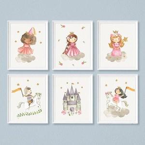 Babaszoba fali dekoráció, - hercegnős-  fali kép A4 méretben, keret nélkül, Gyerek & játék, Gyerekszoba, Baba falikép, Otthon & lakás, Dekoráció, Fotó, grafika, rajz, illusztráció, Papírművészet, Babaszoba fali dekoráció, - hercegnős-  fali kép A4 méretben, keret nélkül\n\nAz ár 1 képre vonatkozik..., Meska