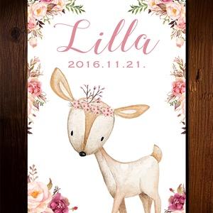 Babaszoba fali dekoráció, állatos - poszter, névvel és születési dátummal fali kép A4 méretben, Gyerek & játék, Gyerekszoba, Baba falikép, Otthon & lakás, Dekoráció, Fotó, grafika, rajz, illusztráció, Papírművészet, Babaszoba fali dekoráció, állatos - poszter, névvel és születési dátummal fali kép A4 méretben\n\nAz á..., Meska