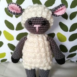 Öri-Bari, Gyerek & játék, Játék, Játékfigura, Bari egy kedves, barátságos bárány, aki alig várja, hogy valakinek a kis kedvence legyen.  Bundája j..., Meska
