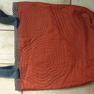 Rozsda-barna táska (Bejja76) - Meska.hu
