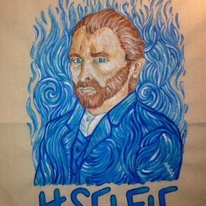 Van Gogh selfis tatyó (BeuArt) - Meska.hu