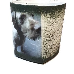 Kutya kedvelőknek egyedi fényképes whiskys pohár szett házavatóra, tejfakasztó bulira, szülinapra, névnapra, ballagásra (Biborvarazs) - Meska.hu
