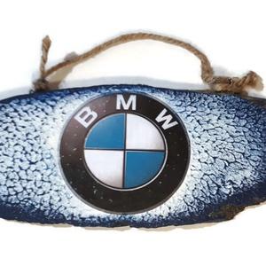 BMW fa ajtódísz, BMW rajongói ajándék, BMW szobadísz szülinapra, névnapra, karácsonyra. , Otthon & Lakás, Dekoráció, Ajtódísz & Kopogtató, Decoupage, transzfer és szalvétatechnika, BMW fa ajtódísz, BMW rajongói ajándék, BMW szobadísz szülinapra, névnapra, karácsonyra. \n\nMérete: 25..., Meska