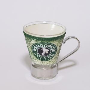 Snoopy  kávés pohárszett 2db-os szülinapra, névnapra, Konyhafelszerelés, Otthon & lakás, Bögre, csésze, Decoupage, transzfer és szalvétatechnika, Snoopy kávés pohár 2db-os szülinapra, névnapra.\n\nEgyedileg feliratozható külön díj felszámítása nélk..., Meska