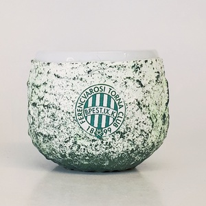 FTC sötétben világító tojástartó és gyertyatartó foci rajongói ajándék 2 az 1-ben nem csak húsvétra (Biborvarazs) - Meska.hu