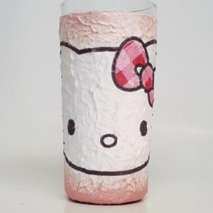 Hello kitty  vizes pohár, üdítős pohár ajándék gyermeknapra, szülinapra, névnapra, mikulásra, karácsonyra., Otthon & Lakás, Pohár, Konyhafelszerelés, Hello Kitty vizes pohár, üdítős pohár ajándék gyermeknapra, szülinapra, névnapra, mikulásra, karácso..., Meska