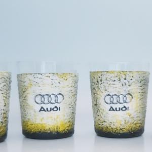 Audi rajongóknak whiskys pohárszett 4 db-os. , Férfiaknak, Sör, bor, pálinka, Otthon & lakás, Konyhafelszerelés, Bögre, csésze, Decoupage, transzfer és szalvétatechnika, Audi rajongóknak whiskys pohárszett 4 db-os, szülinapra, névnapra, karácsonyra, házassági évfordulór..., Meska