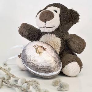 Macis meglepetés tojás macis húsvéti tojás nem csak húsvétra, névnapra, szülinapra, gyermeknapra., Otthon & Lakás, Asztaldísz, Dekoráció, Macis meglepetés tojás macis locsoló ajándék, húsvéti tojás, ajándék nem csak húsvétra, névnapra, sz..., Meska