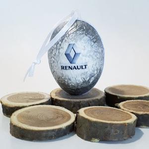 Renault húsvéti tojás, autó rajongói meglepetés tojás, nem csak húsvétra, névnapra, szülinapra..., Dísztárgy, Dekoráció, Otthon & Lakás, Decoupage, transzfer és szalvétatechnika, Renault húsvéti tojás, autó rajongói meglepetés tojás, locsoló ajándék nem csak húsvétra, névnapra, ..., Meska