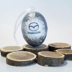 Mazda húsvéti tojás, autó rajongói meglepetés tojás, nem csak húsvétra, névnapra, szülinapra..., Otthon & lakás, Dekoráció, Dísz, Ünnepi dekoráció, Húsvéti díszek, Gyereknap, Decoupage, transzfer és szalvétatechnika, Mazda húsvéti tojás, autó rajongói meglepetés tojás, locsoló ajándék nem csak húsvétra, névnapra, sz..., Meska