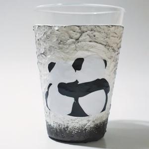 Panda mintás poharak, 5 féle mintával panda rajongóknak szülinapra, névnapra, gyermeknapra., Pohár, Konyhafelszerelés, Otthon & Lakás, Decoupage, transzfer és szalvétatechnika, Panda mintás poharak, 5 féle mintával panda rajongóknak szülinapra, névnapra, gyermeknapra. (4 féle,..., Meska