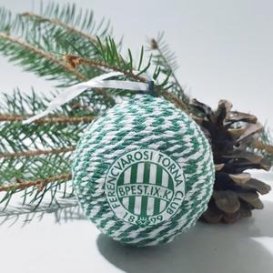 FTC karácsonyi gömb, karácsonyfa dísz foci rajongói ajándék, karácsonyi ajándék futball fanoknak. , Karácsonyfadísz, Karácsony & Mikulás, Otthon & Lakás, Mindenmás, FTC karácsonyi gömb, karácsonyfa dísz foci rajongói ajándék, karácsonyi ajándék futball fanoknak.\n\nM..., Meska