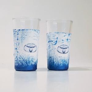 TOYOTA pálinkás pohár, TOYOTA rajongói ajándék gravírozható saját fotós röviditalos pohár szülinapra névnapra, Otthon & Lakás, Konyhafelszerelés, Pohár, Decoupage, transzfer és szalvétatechnika, Meska