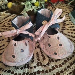 Baby cipő Abigèl, Gyerek & játék, Talp 12 cm, Meska