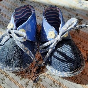 Baby cipő Attila, Gyerek & játék, Baba-mama kellék, Talp 12cm, Meska