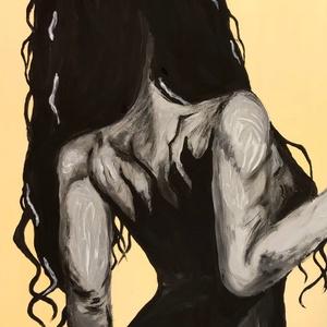 Reggeli fény, Művészet, Festmény, Akril, Festészet, Fotó, grafika, rajz, illusztráció, Feszített vászonra készült egyedi akril festmény.\n40x50 cm\nKeret nélkül, Meska