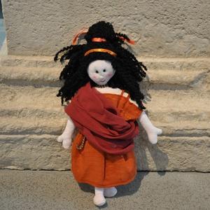 Jocasta a római lány baba! (Blackata) - Meska.hu