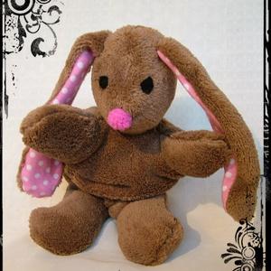 Puha nyuszi - Bunny softie (Blackata) - Meska.hu