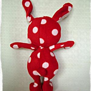 Bella - Puha nyuszi - Bunny softie (Blackata) - Meska.hu