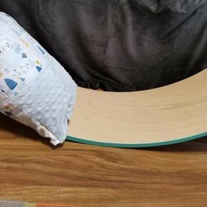 Varázspallóra rögzíthető párna, Játék & Gyerek, 3 éves kor alattiaknak, Védőhuzat, Varrás, Varázspallóra rögzíthető párnák - képeken a választható minták., Meska