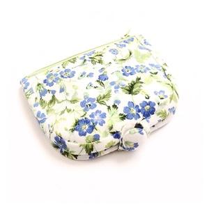 Virágos pénztárca (Blaur) - Meska.hu