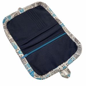 Bagoly pénztárca (Blaur) - Meska.hu