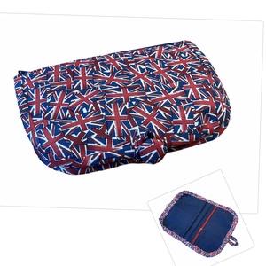 Angol zászló pénztárca, Táska & Tok, Pénztárca & Más tok, Pénztárca, A termék megnevezése: pénztárca.  Zsűrizett termék!    Színei: - sötétkék  - piros Mérete: összehajt..., Meska